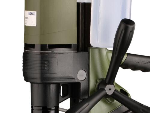 Система смазки редуктора магнитного сверлильного станка